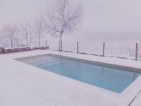 Piscina exterior hivern