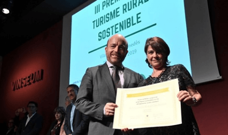 Responsible and sustainable tourism award